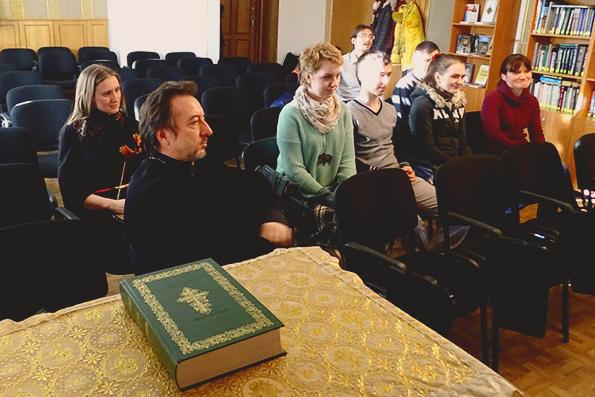 Православная молодежь Казани