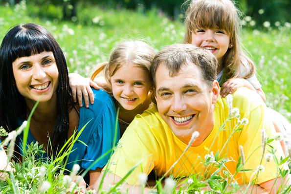 Семья – ковчег спасения