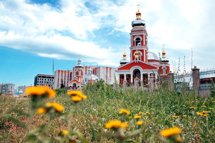 Приход Серафима Саровского города Казани