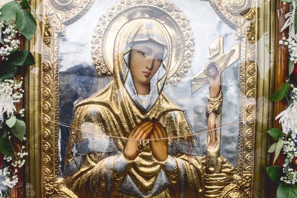 Явление Ахтырской иконы Божией Матери