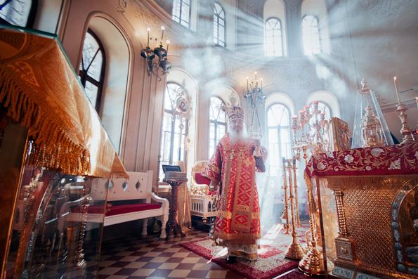 В Казанской епархии почтили память священномученика Амвросия Свияжского