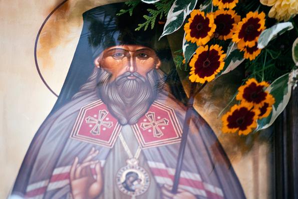 Священномученик Амвросий, епископ Сарапульский, Свияжский и Казанский