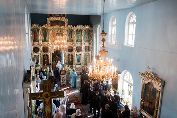В Казанской духовной семинарии начался новый учебный год