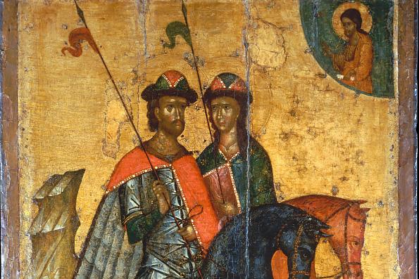 Русская Церковь отмечает 1000-летие мученической гибели Бориса и Глеба — первых русских святых