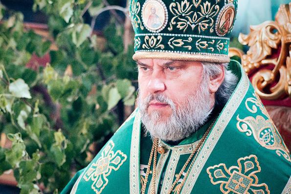 Епископ Пармен: «Достойно ли мы несем свой крест?»