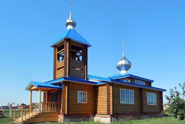 Церковь первоверховных апостолов Петра и Павла, село Ляки
