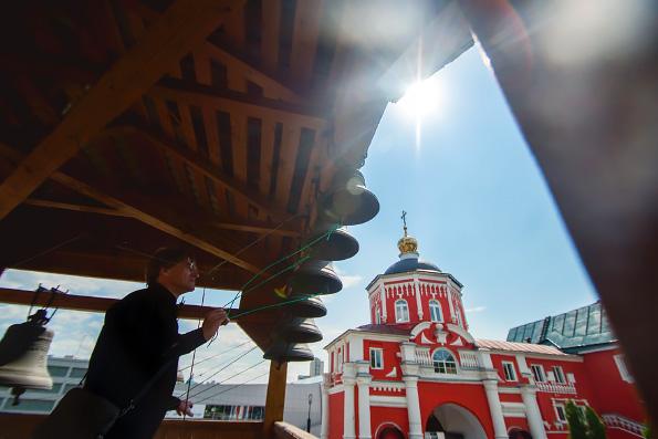 В Казанском Кремле состоится встреча со звонарем Дмитрием Панькиным