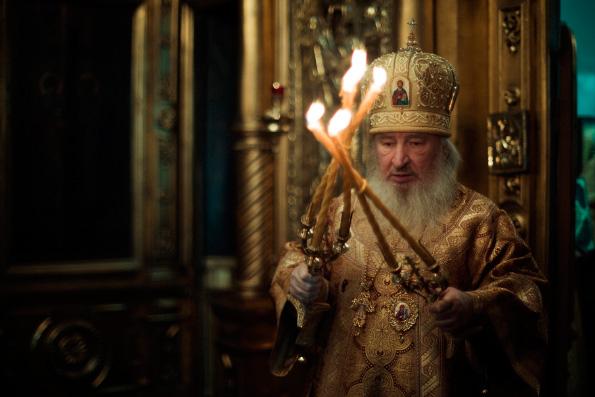 Память святителя Казанского Гурия почтили в храмах Татарстанской митрополии