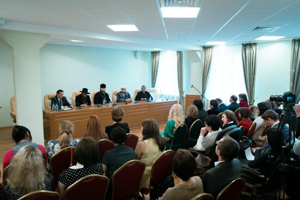 В Казани прошел круглый стол «Нравственность и духовность в современном обществе, в современных СМИ»