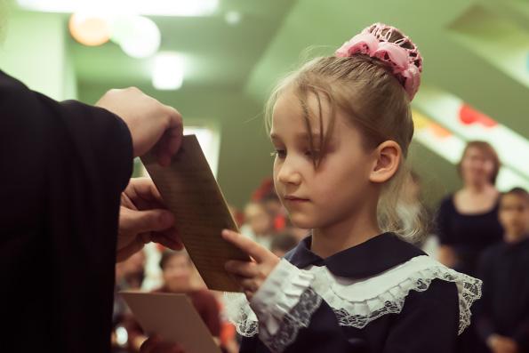 День гимназиста отпраздновали в церковной школе во имя святителя Гурия Казанского