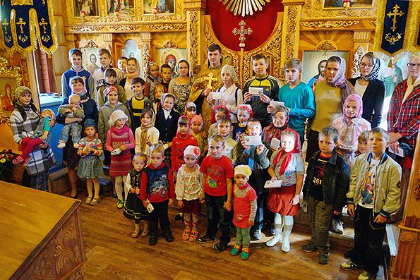 В воскресной школе города Зеленодольска начались занятия