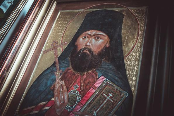 Священномученик Амвросий, епископ Свияжский и Казанский