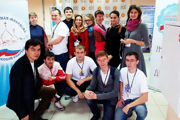 Православная молодежь Татарстана приняла участие в межрегиональном образовательном форуме «Пересвет»