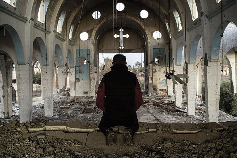 Тема гонений на христиан станет центральной на встрече Патриарха и Папы