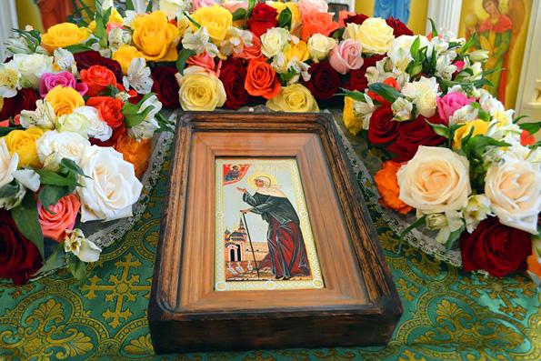 Челнинский храм блаженной Ксении Петербургской отметил престольный праздник