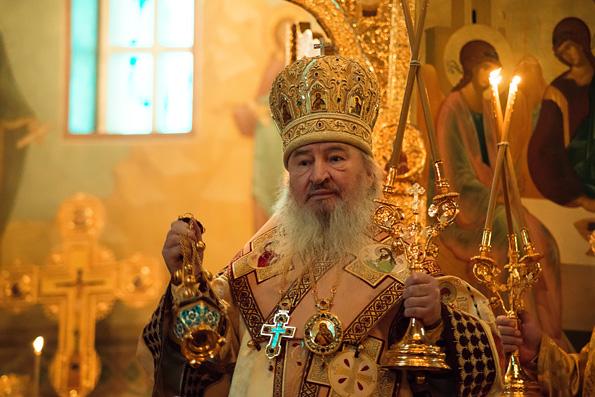 Проповедь митрополита Феофана в Неделю 32-ю по Пятидесятнице, по Рождестве Христовом