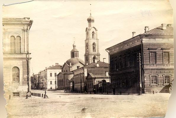Церковь во имя Грузинской иконы Божией Матери города Казани