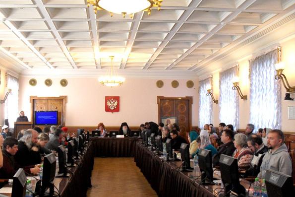 На Рождественских чтениях обсудили традиции и новации Русской Православной Церкви в деле противодействия наркомании и алкоголизму