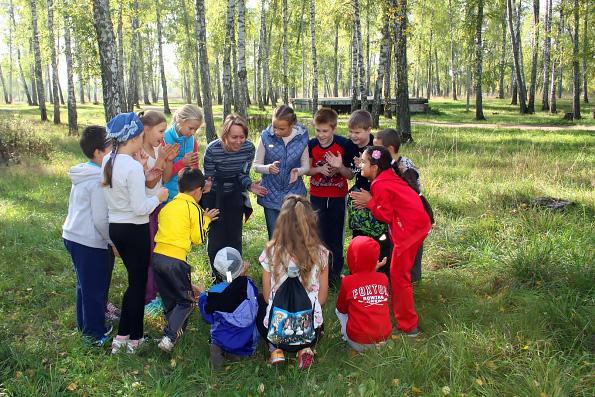 Православная гимназия совершила необычный выезд на природу