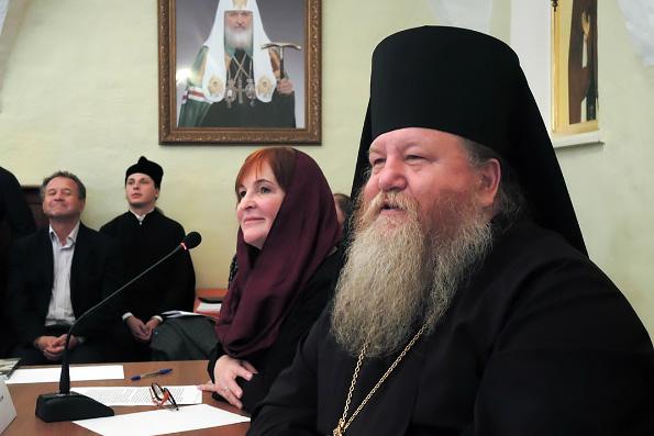 Представители Казанской епархии приняли участие в московской конференции, посвящённой преподобному Гавриилу Седмиезерному