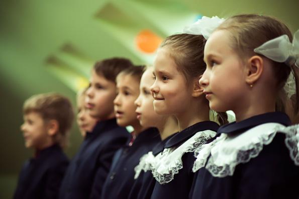 Мария Елпидинская: «Несмотря на свой молодой возраст, гимназия уже имеет определенные традиции»