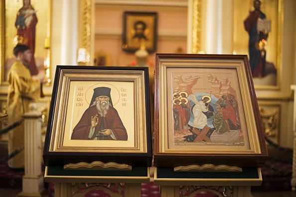 Слово митрополита Феофана в день памяти прп. Амвросия Оптинского в Казанско-Богородицком монастыре