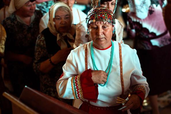 В Казани обсудили вопросы пастырского окормления чувашского населения Татарстана