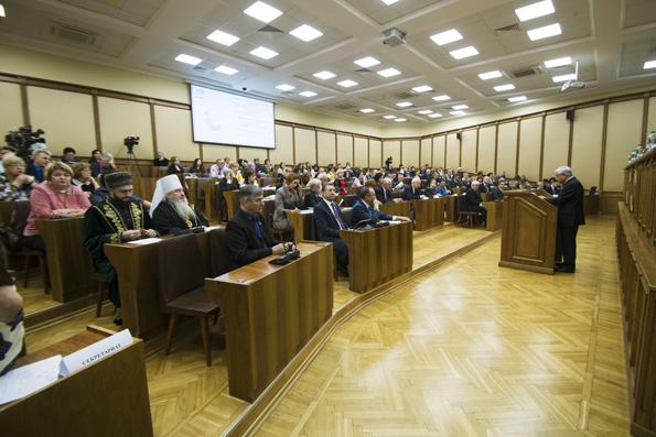 Глава Татарстанской митрополии принял участие в конференции, посвященной 15-летию реализации «Хартии Земли» в РТ