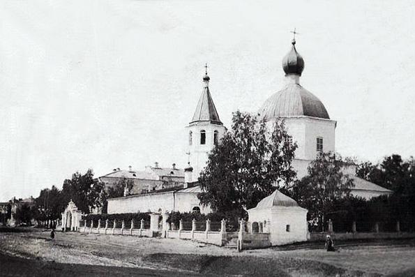 Собор Живоначальной Троицы, город Мамадыш