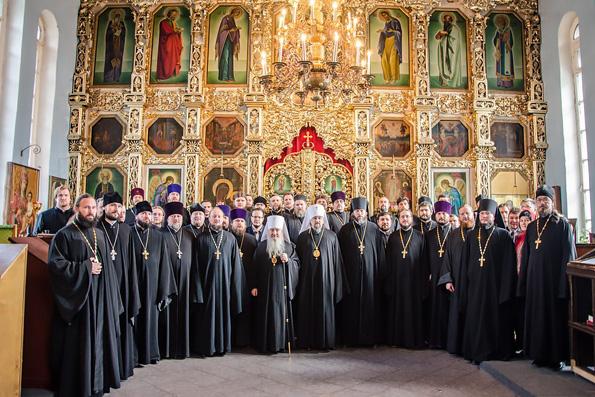 В Казани прошел съезд руководителей миссионерских отделов епархий Приволжского федерального округа