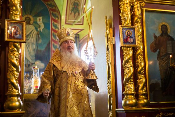 Митрополит Феофан посетил Мамадышское благочиние Казанской епархии