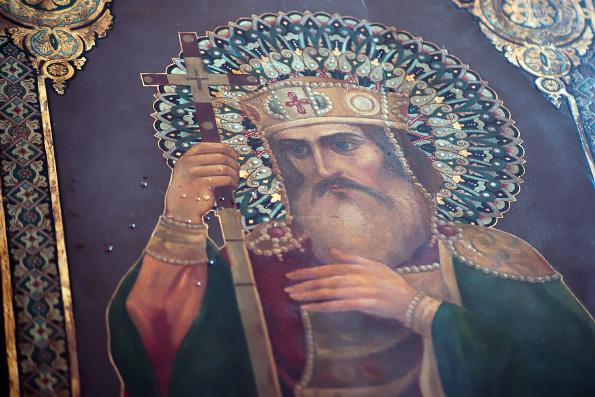 Владимир— он и в сегодняшнем Киеве Великий