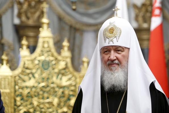 Патриарх Кирилл считает одной из причин терроризма обезбоживание Запада