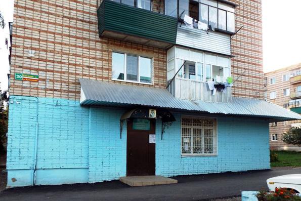 Молитвенный дом Казанской иконы Божией Матери, город Азнакаево