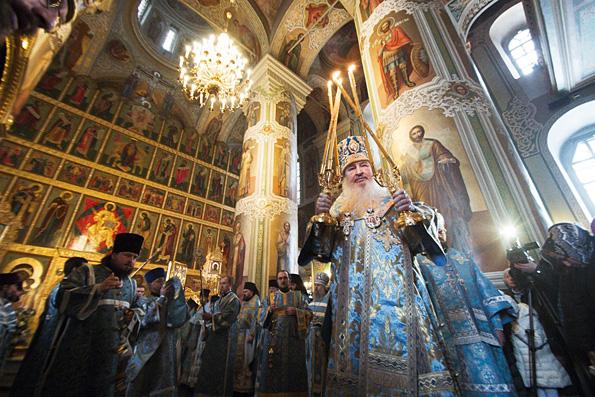 Проповедь митрополита Феофана в праздник Казанской иконы Божией Матери