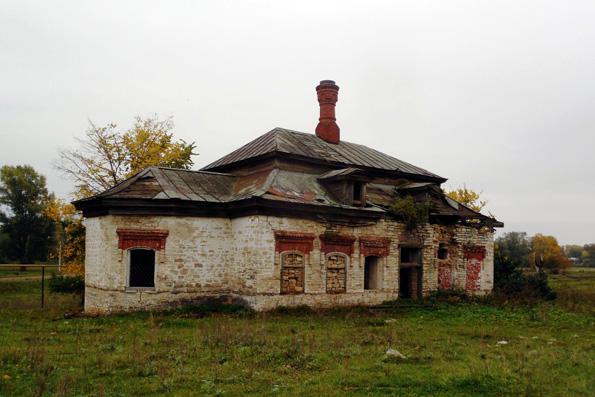 Миссионерская школа-церковь, село Ильнеть