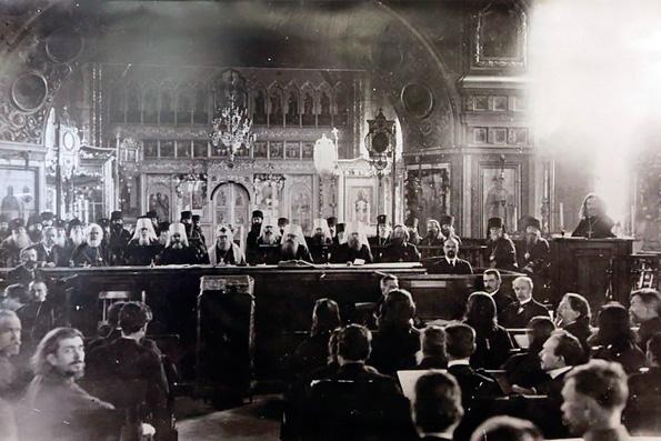 Поместный Собор Православной Российской Церкви 1917-1918 гг.: соборный разум в эпоху революций