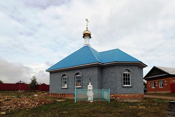 Храм Смоленской иконы Божией Матери, село Сетяково