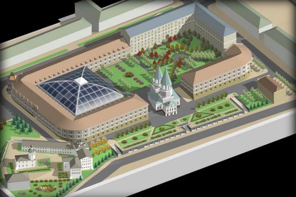 Казанскую Николо-Гостинодворскую церковь передали РПЦ