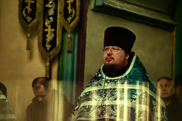 Протоиерей Сергий Титов