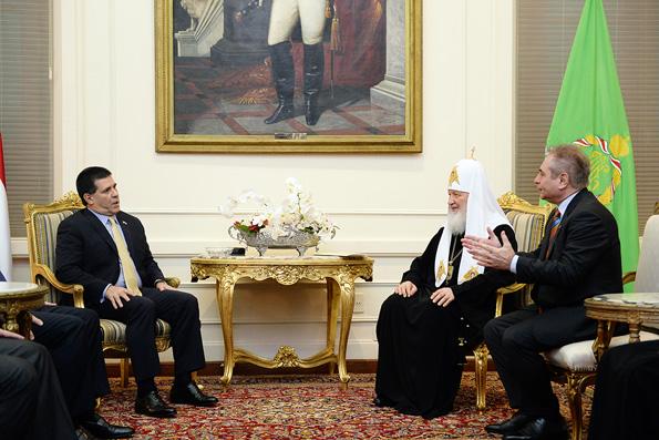 Патриарх Кирилл предупредил об угрозе дехристианизации в Европе