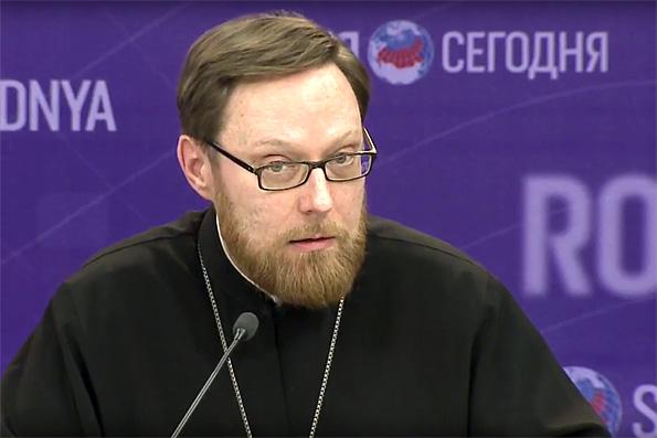 ОВЦС: Русская Православная Церковь не может обсуждать с Римо-католической Церковью вопросы богословия напрямую