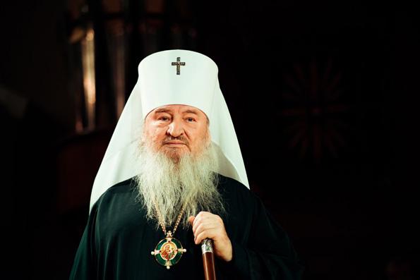 Митрополит Феофан: Встреча Святейшего Патриарха Кирилла и Папы Римского Франциска организована для помощи христианам на Ближнем Востоке