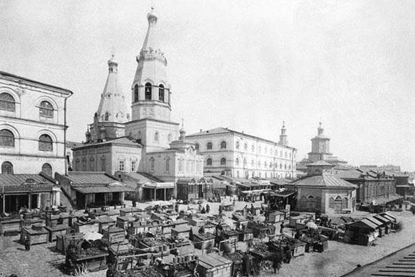 Николо-Гостинодворская церковь Казани