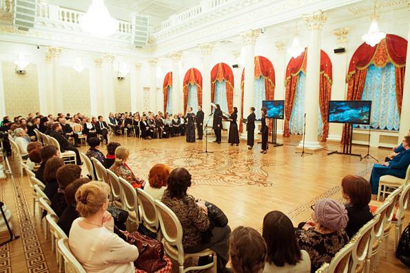 Литературный вечер, посвященный Дню православной книги, прошел в Казанской ратуше