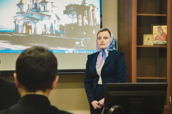 В Казанской духовной семинарии прошла лекция по психологии сект