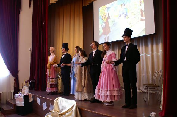 В Казани состоялся концерт-спектакль, посвященный жизни Александра Пушкина