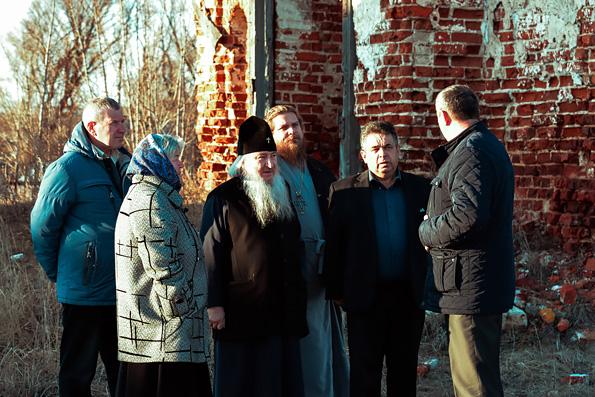 Состоялась поездка митрополита Феофана на приходы Тетюшского и Буинского благочиний Казанской епархии