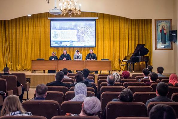 Казанская духовная семинария провела день открытых дверей