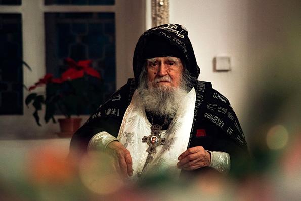 Схиигумен Сергий (Златоустов): Великая Отечественная война — наказание России за безбожные годы